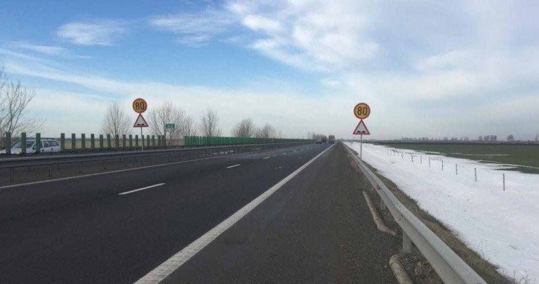 Incep exproprierile pentru constructia Drumului Expres Craiova-Pitesti
