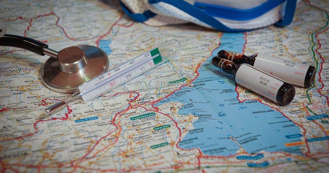COVID-19   Italia se confruntă cu peste 5.000 de cadre medicale infectate