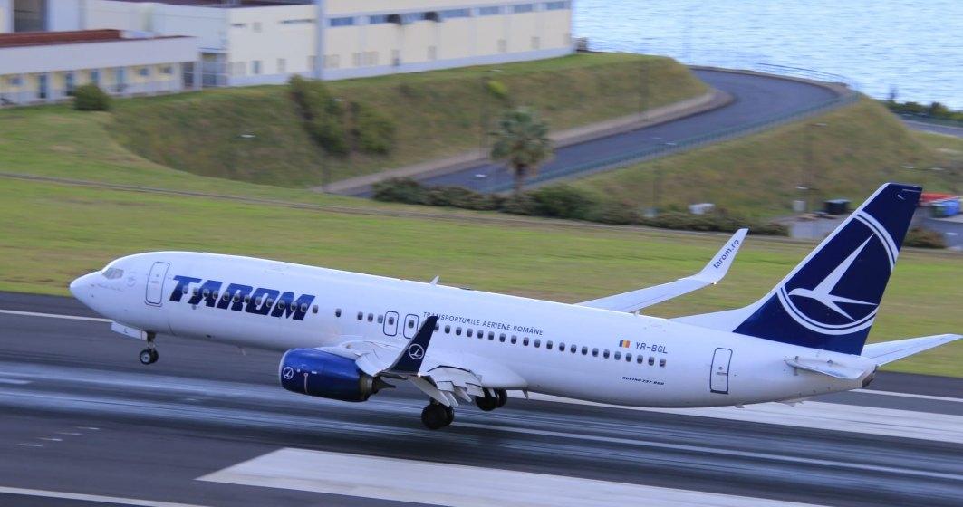TAROM nu anulează zborurile către Tel Aviv