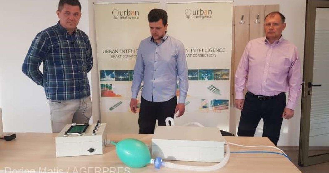 Primul ventilator românesc pentru cazuri de insuficienţă respiratorie a trecut de prima etapă de omologare