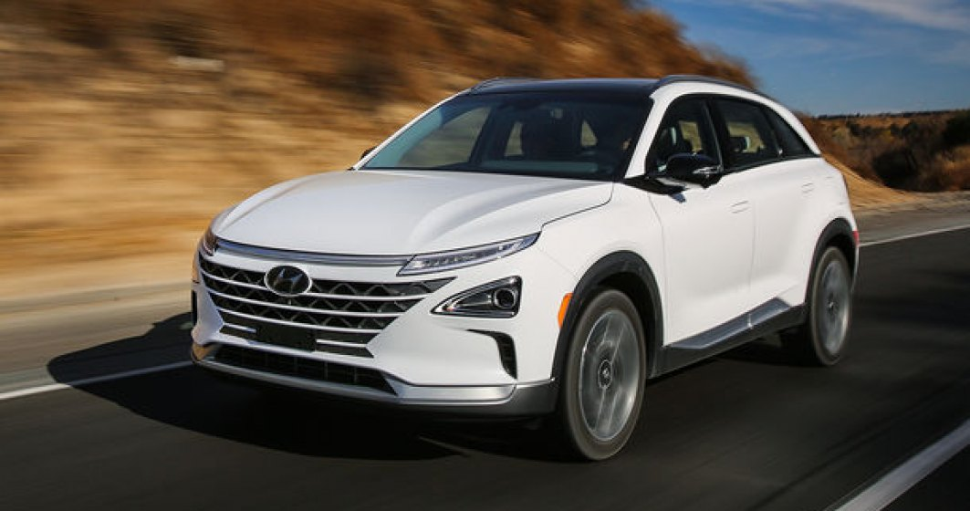 Hyundai Nexo, noul SUV electric pe hidrogen al marcii coreene
