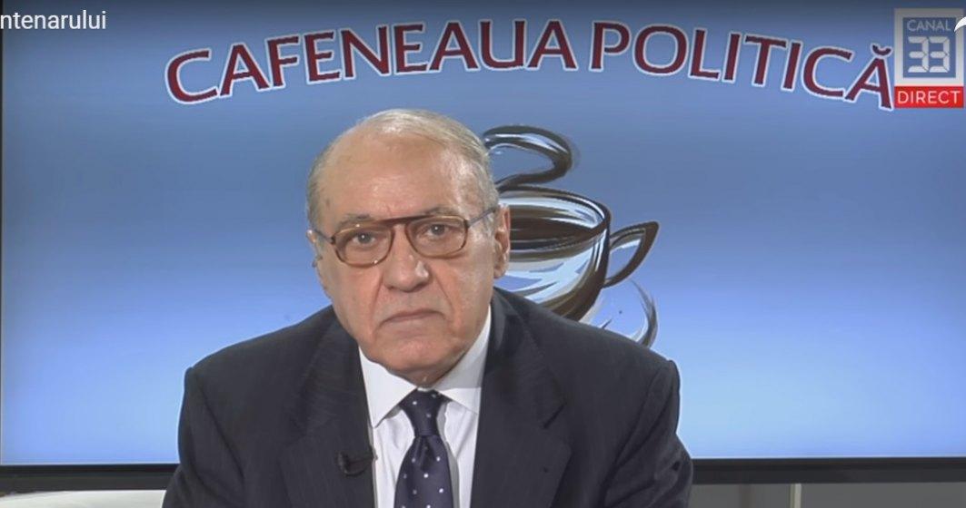 """Canal 33 difuzeaza emisiunea """"Cafeneaua politica"""", realizata de Horia Alexandrescu"""