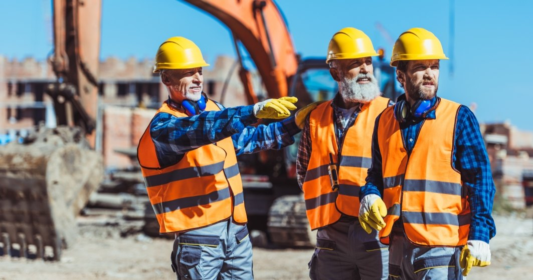 Companiile de constructii cu un numar de angajati intre 50-800 vor avea cresteri de costuri intre 5-28% incepand cu ianuarie 2019