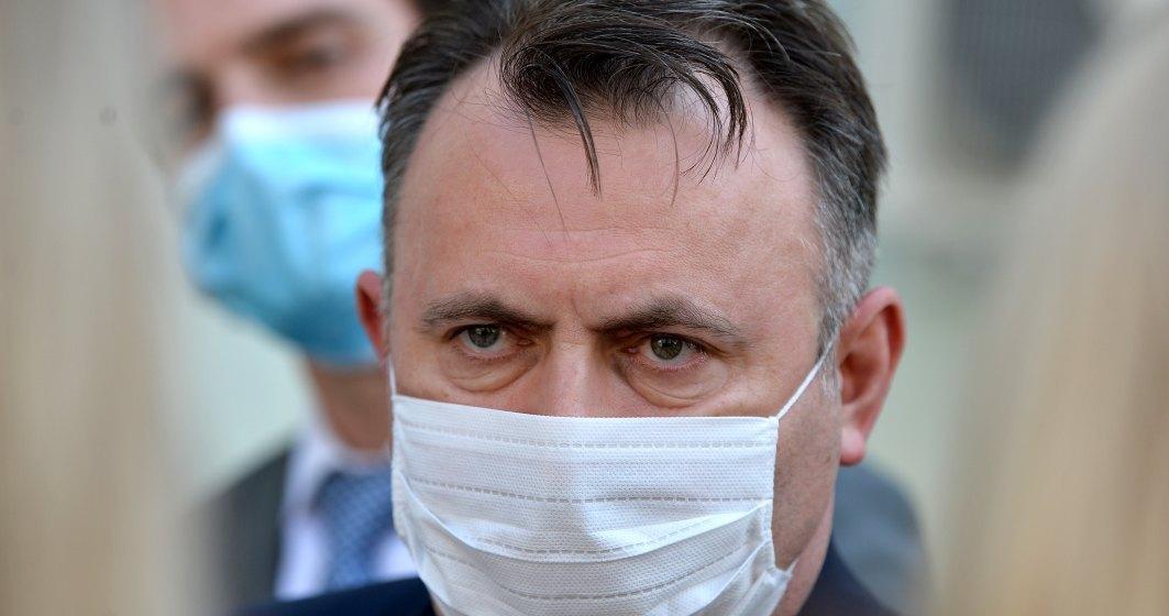 Nelu Tătaru: Avem astăzi 840 de paturi în terapie intensivă; 112 bolnavi sunt intubaţi