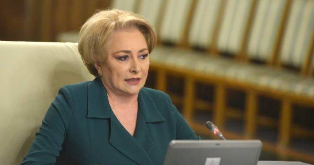 V.V.Dancila ignora Romania, se duce catre Comisia Europeana unde...minte