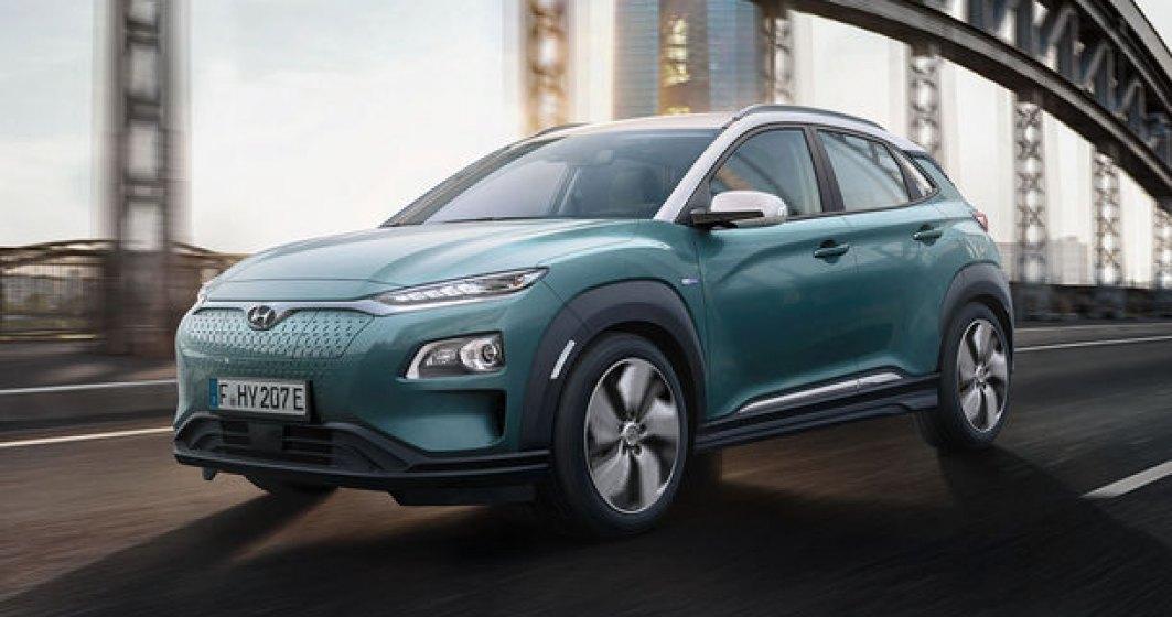 Gama de vehicule electrice Hyundai ajunge in Romania: Ioniq Electric pleaca de la 39.000 de euro, iar Kona Electric de la 45.500 de euro