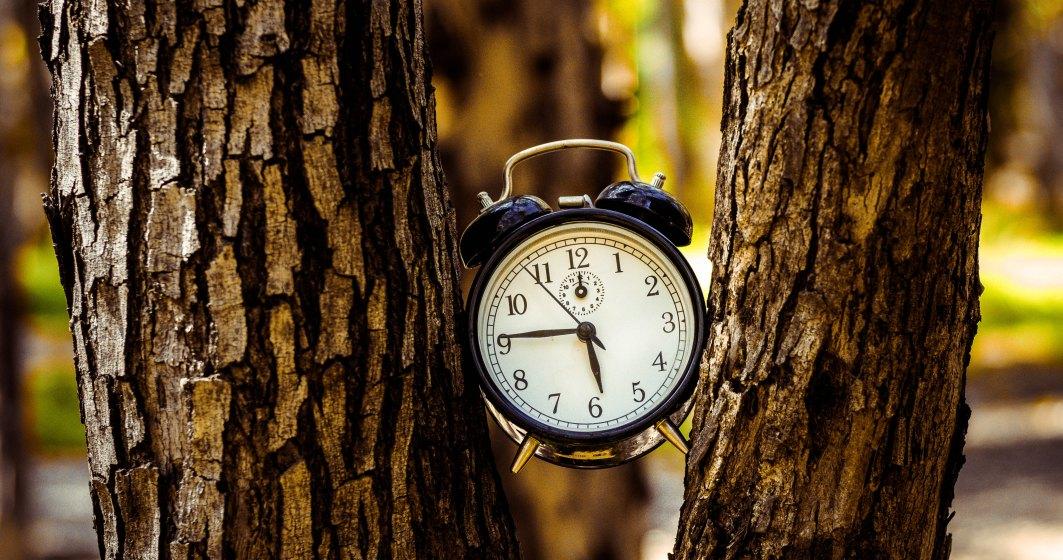 Ora de vara 2019. In acest weekend dam ceasurile cu o ora inainte