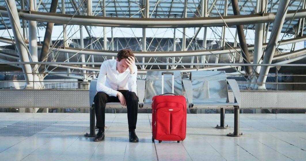 Peste 200 de incidente de zbor, inregistrate pe aeroporturile din Romania in doar doua luni