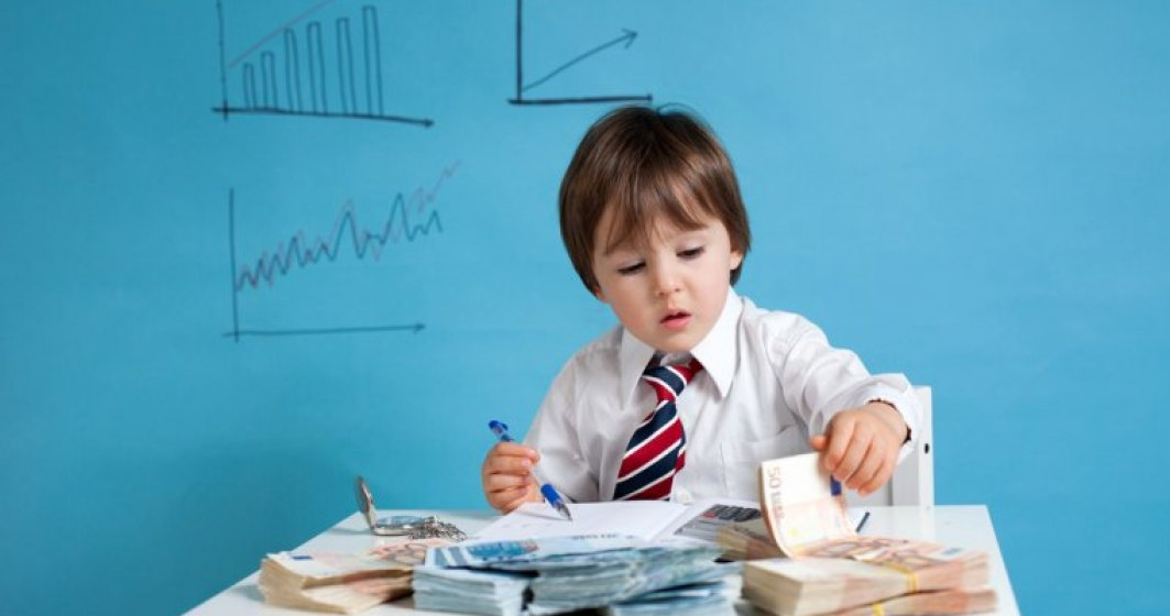 Educatia Financiara castiga teren printre cei mici: Sute de mii de elevi si prescolari invata ce e respectul pentru munca si cum sa economiseasca bani