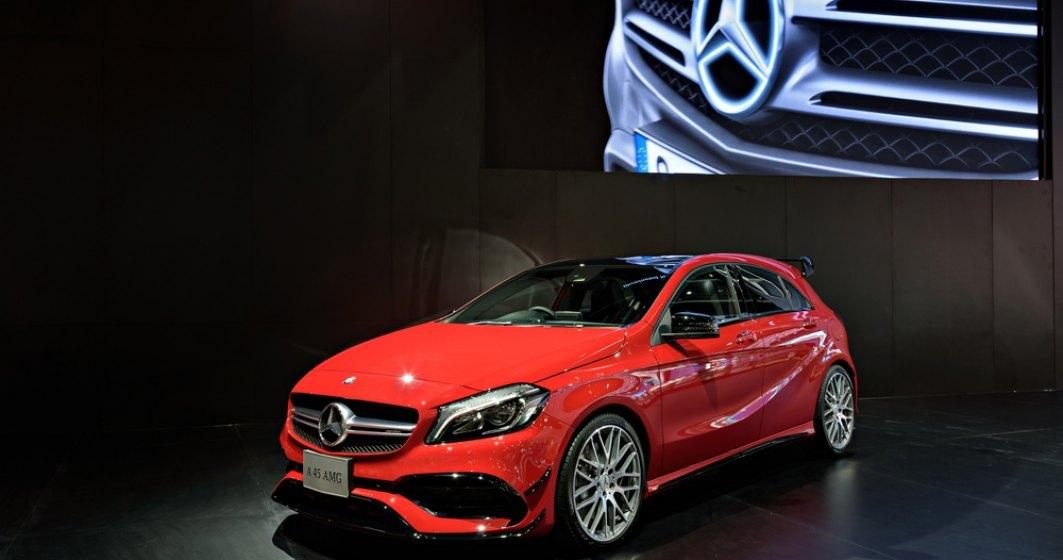 Daimler AG va opri temporar producţia la majoritatea fabricilor sale din Europa