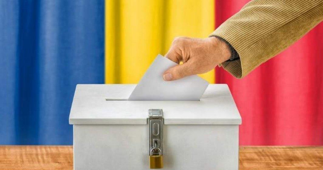 PNL a scăzut dramatic la Cluj, de la 46% la 33%. AUR obține peste 8%
