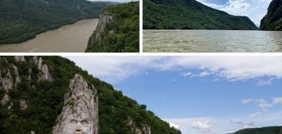 Turist în țara mea: Zona în care Dunărea fierbe, ca mai apoi să înfrunte...