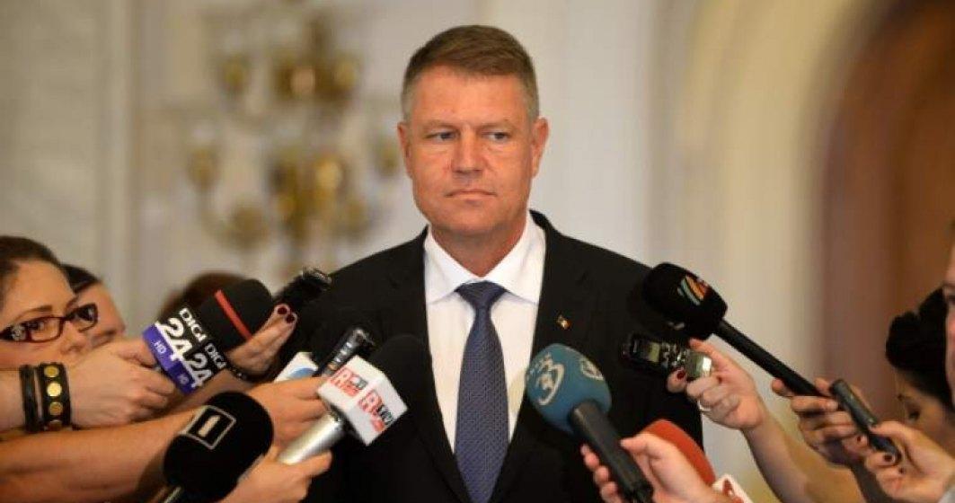 Iohannis ii trimite lui Grindeanu o scrisoare in care cere abrogarea de urgenta a OUG privind modificarea codurilor