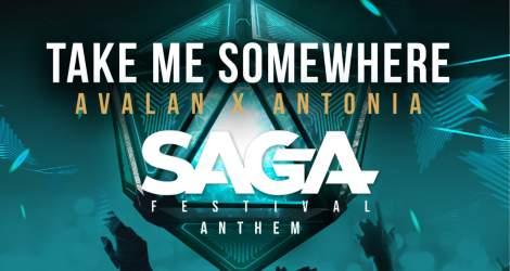 SAGA lansează imnul oficial al festivalului, Take Me Somewhere!...