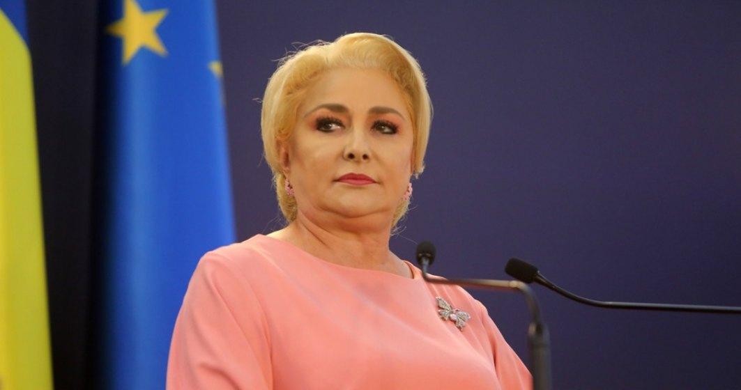 Viorica Dancila cere rapoarte de la ministrul Transportului dupa ce a ratat intalnirea cu Junker