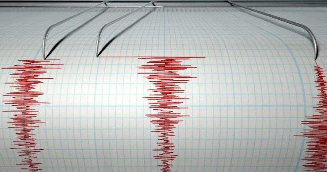 Cutremur de magnitudine 4,7, cel mai puternic de anul acesta