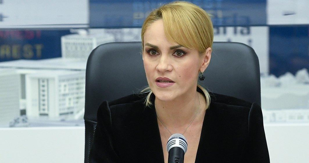 Gabriela Firea: Am votat pentru un Parlament care să nu mai închidă bisericile și piețele