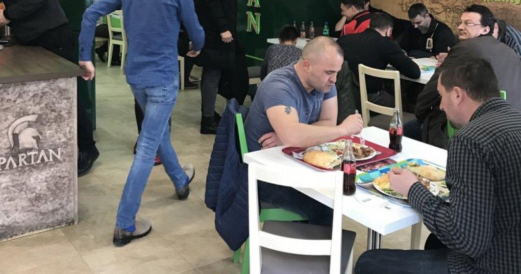 Spartan a marit si modernizat un restaurant din Arad, cu o investitie de 30.000 euro