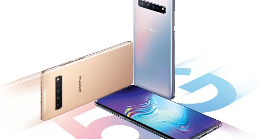 "Cum arata si ,,ce poate"" noul Samsung Galaxy S10 5G"