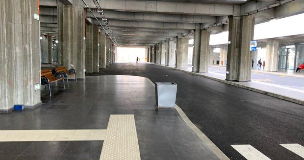 Parcare gratuita oferita de Metrorex in Terminalul Straulesti