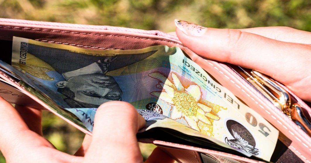 Cât a plătit statul român pe ajutoare sociale în luna august?