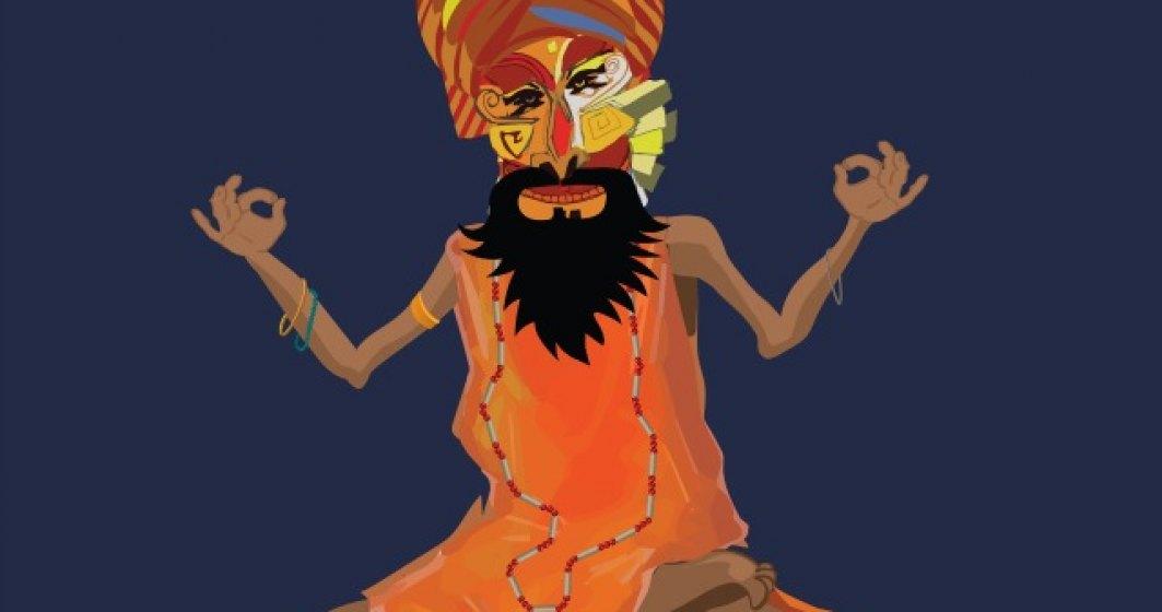 (P) Pana la finele lunii octombrie, poti ajuta un prieten morocanos cu Marele Guru Kafune!