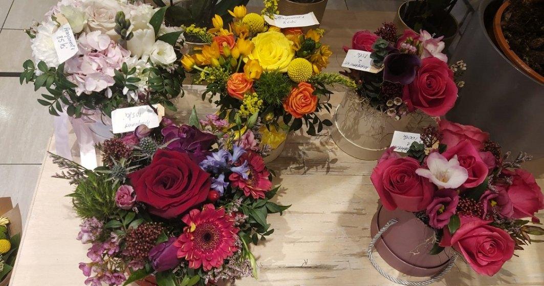 Pregătirile sunt în toi de Valentine's Day: cât costă cel mai scump buchet de flori
