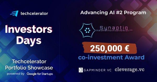 Synaptiq închide o rundă de finanțare de 250.000 EUR, pentru dezvoltarea...