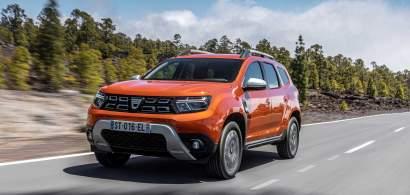 FOTO: Dacia a prezentat Duster facelift