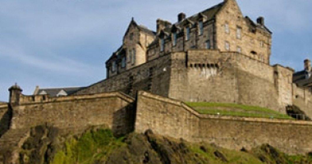 Edinburgh - celtic, gotic si regal