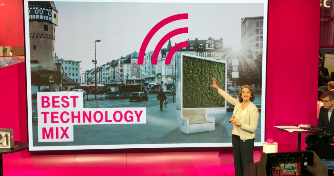 """""""Panglica"""" 5G a fost taiata: Telekom, despre viitorul aplicat al tehnologiei"""