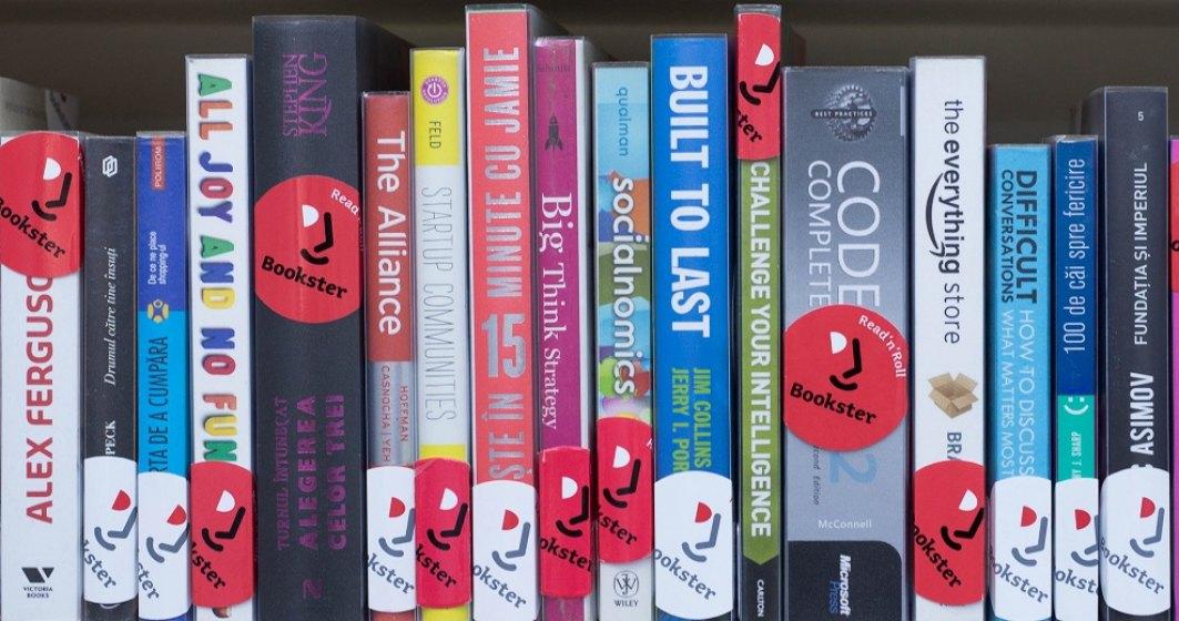 Ce carti au citit de la Bookster anul trecut angajatii companiilor din Romania