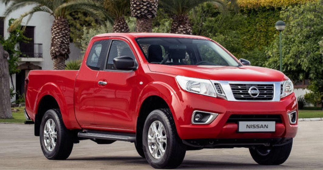 Nissan Navara primeste o serie de imbunatatiri: motor diesel de 2.3 litri mai performant si sistem de infotainment NissanConnect