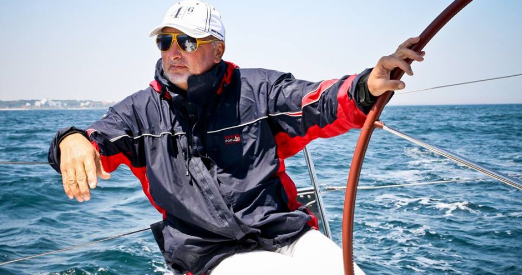 Silviu Drugan, romanul care vrea sa faca inconjurul lumii singur, intr-o barca cu vele