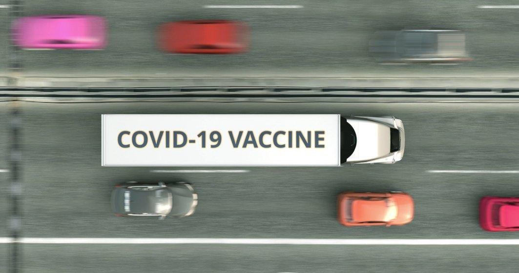 A treia tranșă de vaccin Moderna ajunge în România pe 5 februarie