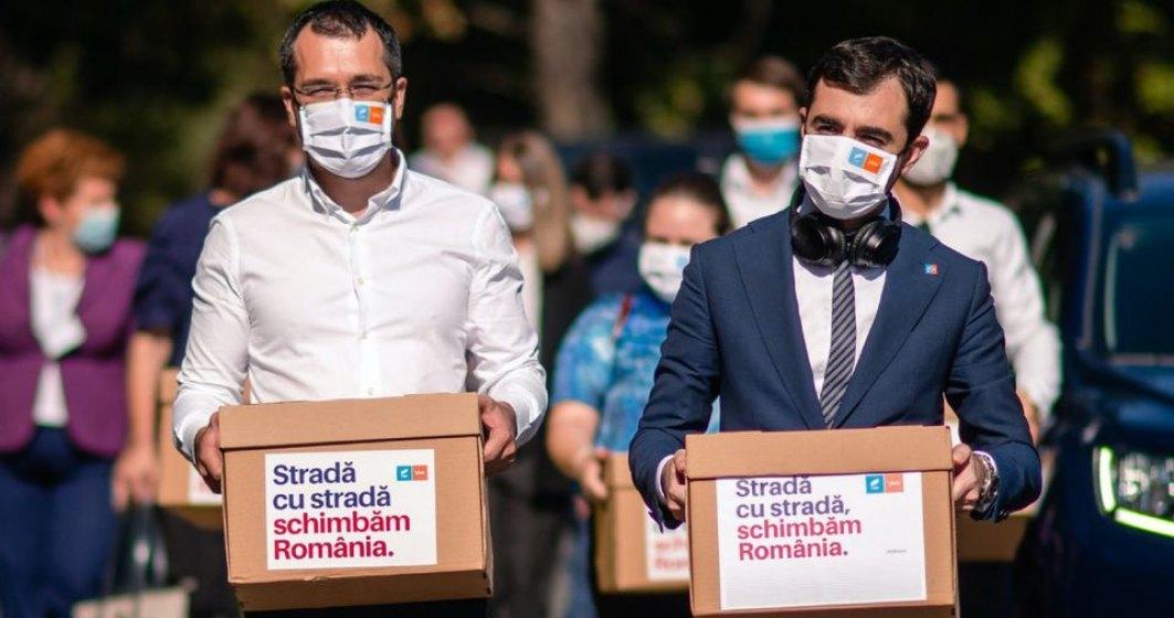 """Tensiuni în Alianța USR PLUS: Vlad Voiculescu acuzat că face mutări """"PSD style"""""""