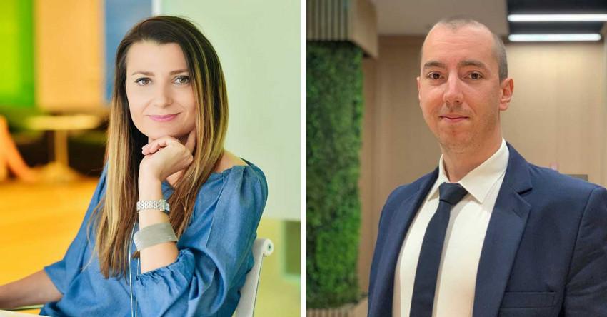 Camelia Malahov, Director, Taxe Directe, și Gabriel Pătru, Consultant Senior, Taxe Directe, Deloitte România