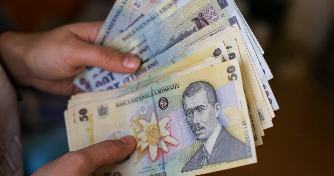 Ministerul Finanțelor a împrumutat500 de milioane de lei de la bănci