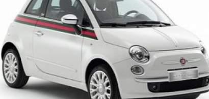 Fiat si Gucci prezinta o noua bijuterie: 500 by Gucci