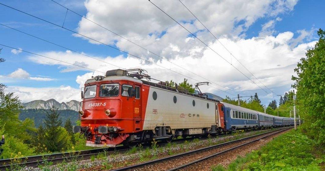 CFR Călători suspendă circulația unor trenuri interne și internaționale pentru combaterea răspândirii infecției cu Covid-19