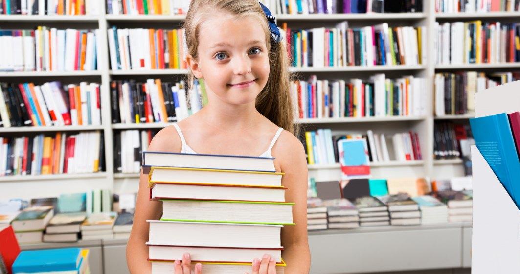 (P) Cum iti convingi copilul sa citeasca o carte in limba engleza?