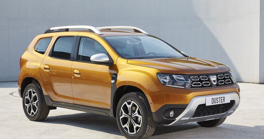 Dacia Duster a primit o versiune noua, vanduta doar online persoanelor fizice