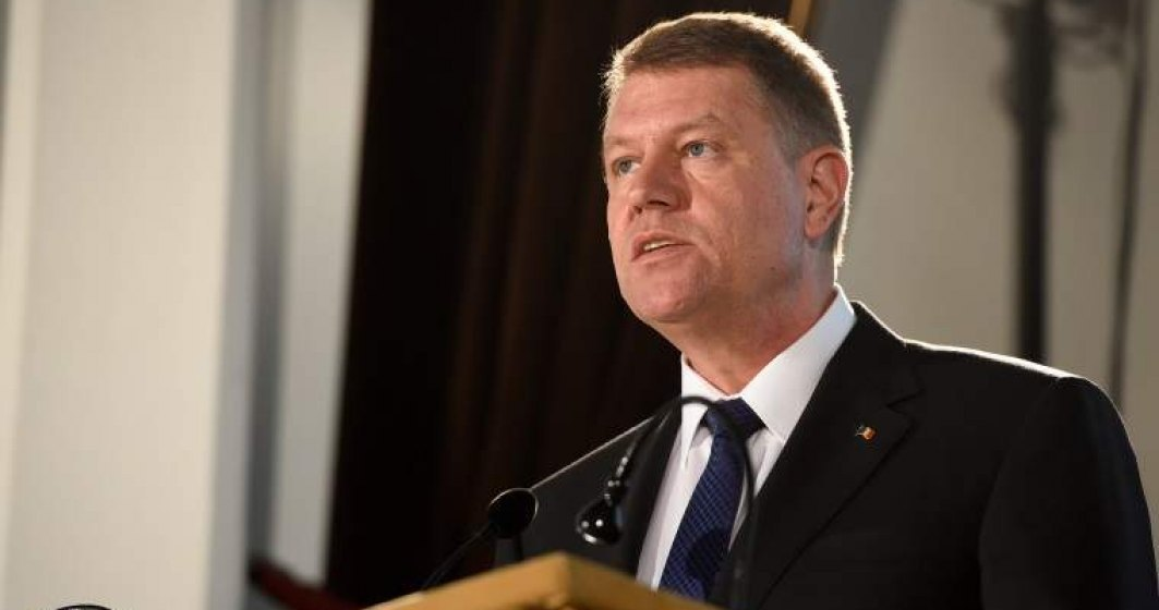 Presedintele Klaus Iohannis solicita Parlamentul reexaminarea Legii offshore