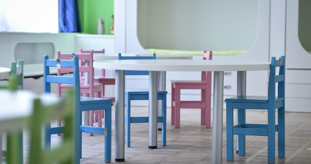 Peste 3.600 de școli și grădinițe se află în scenariul roșu