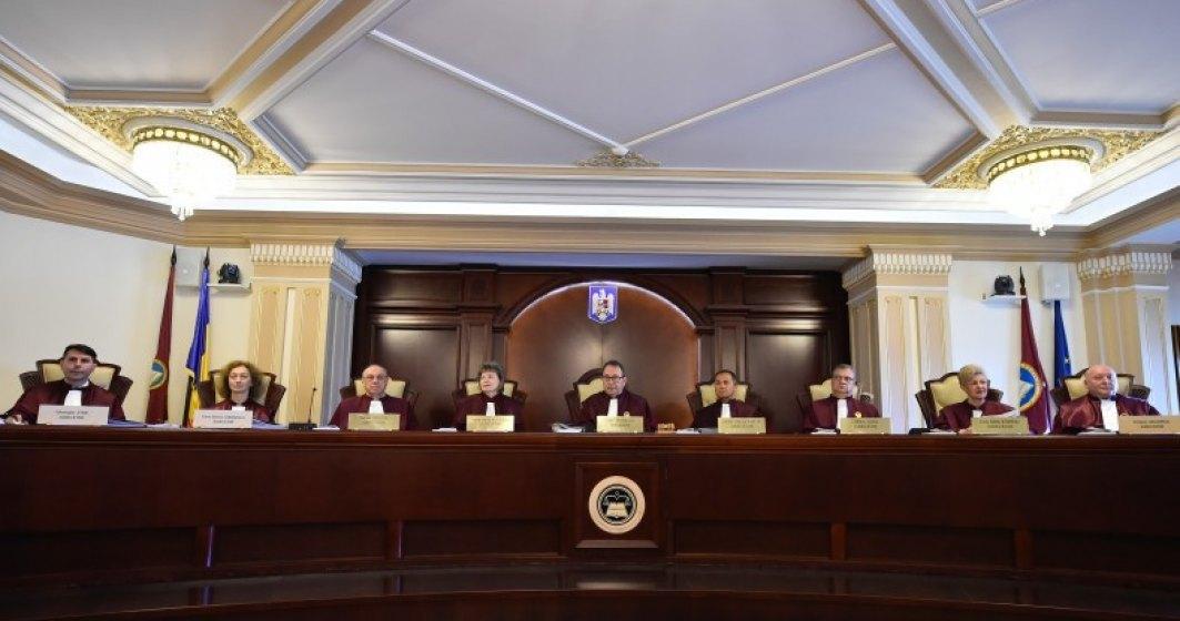 CCR a respins sesizarea Avocatului Poporului în privința Legii carantinei