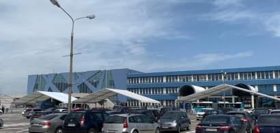 NEWS ALERT | Degajare de fum la Aeroportul Henri Coandă