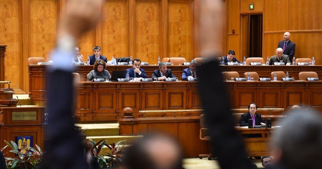 Camera Deputatilor voteaza astazi proiectul privind infiintarea Fondului Suveran, intens criticat de opozitie