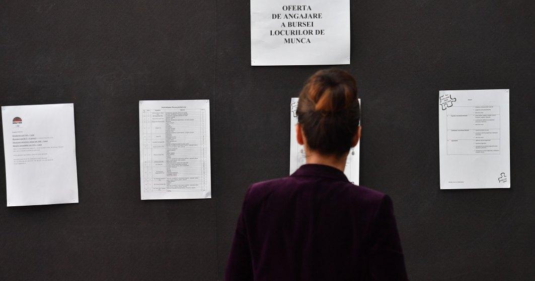 ANOFM: Aproape 7.000 de români au participat la programe de formare profesională în primele cinci luni ale anului