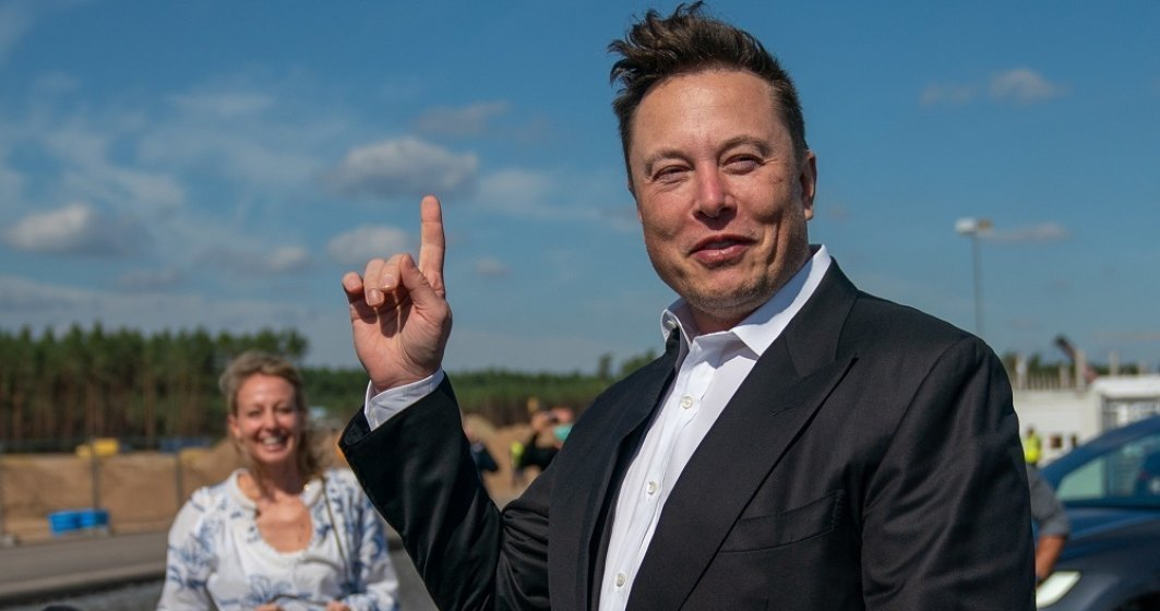 Câți bani a făcut Elon Musk la începutul anului 2021