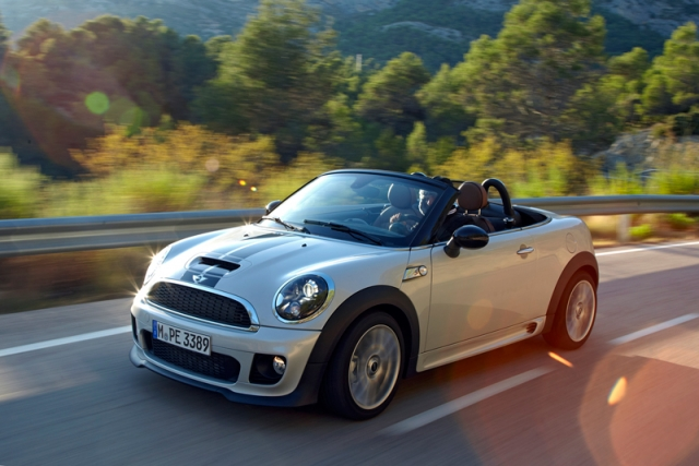 Mini Roadster va ajunge in Romania anul viitor - Foto 1 din 11